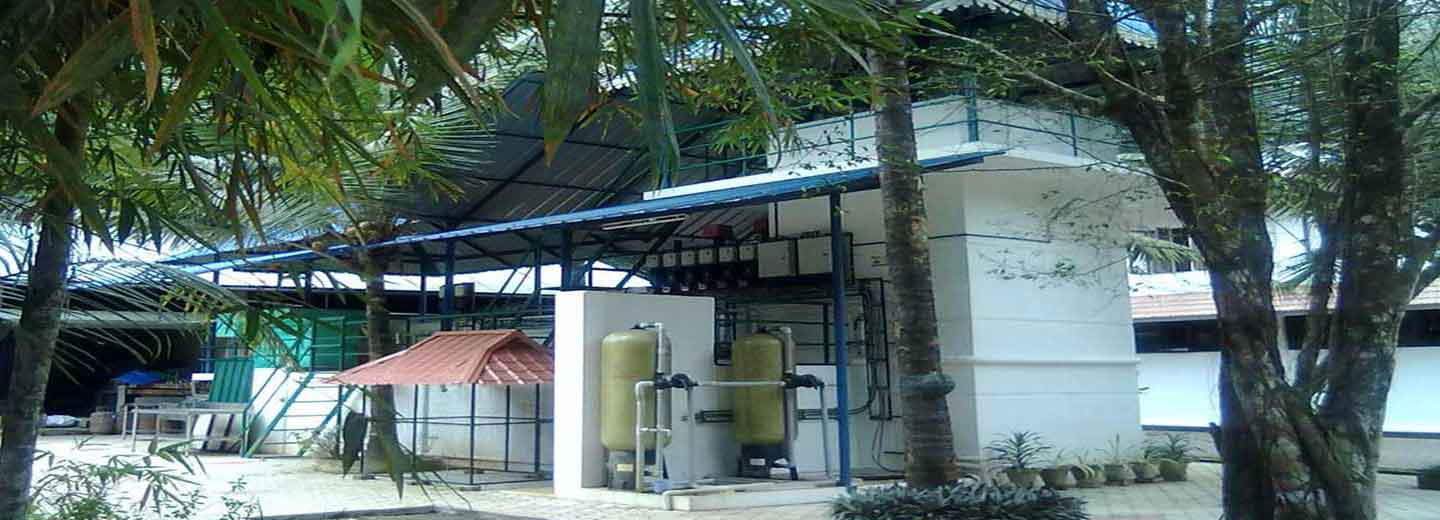 Wastewater Treatment Plant Kerala